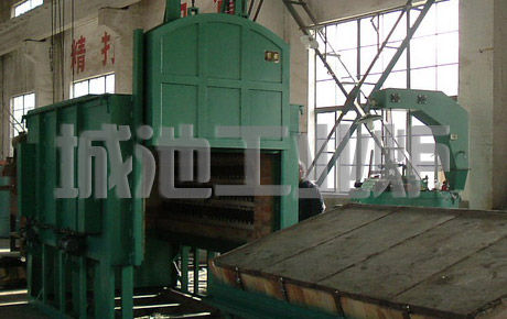 Advantages of the inverted trolley furnace