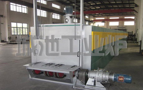 Aluminum cable aging annealing furnace