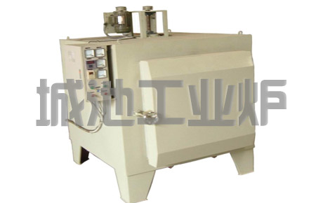 Box tempering furnace