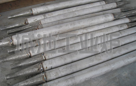Stainless steel high-temperature furnace roller