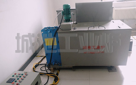 Laboratory quenching cooling heat treatment-multifunctional quenching oil tank